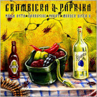 2009 - V/A -GROMBIERA & PAPRIKA LP, OUT NOW!