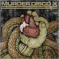 """MURDER DISCO X LP"""